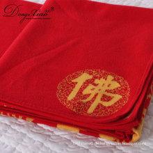 Neue Art 100% Kaschmir-super weiche Qualität 2Ply Luxuxhochzeits-Geschenk-Decke aus China