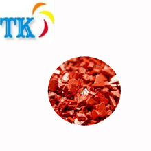 NC pigment chips Red--dispersion chips