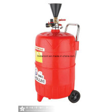 Stainless Steel Barrel Foam Wax Water Two Use Machine