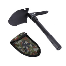 High Quality for Snow Shovel Multi-Purpose Military Tactical Folding Shovel export to Gambia Suppliers