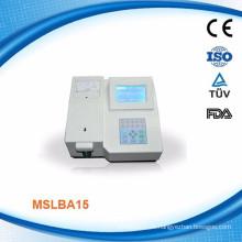 MSLBA15-N Analizador de química semiautomático barato fabricante