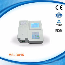 MSLBA15-N Cheap semi auto chemistry analyzer manufacturer