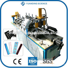 Passed CE and ISO YTSING-YD-1118 Angle Steel Production Line Cold Roll Forming Machine Manufacturer