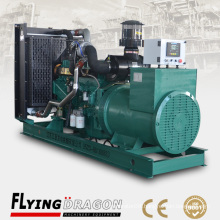 320kw Yuchai marine engine generator diesel consumption powered by YC6T490C engine with CCS