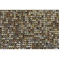 Hot selling rhinestone mesh aluminum base 45*120