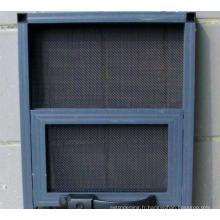 Poudre tissée d'acier inoxydable peint à la maison sécurité écran de sécurité