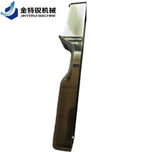 Galvanized  door handle die casting