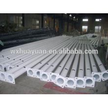 Pulverbeschichteter Stahlstab
