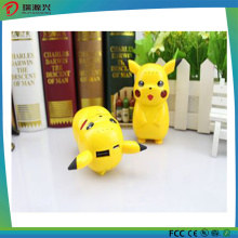 Mobile Phone Emergency Charger Portable Pokemon Pikachu Shape Power Bank