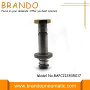 Miniatura solenoide valvola dell'armatura in acciaio inox per uso medico