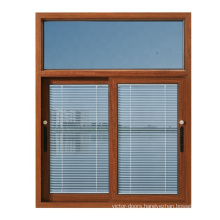 Good Design Aluminum Double Glazing Glass Shutter Windows