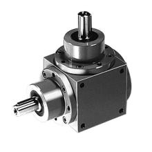 Custom Aluminum Angle Hypoid Gearbox Reducer