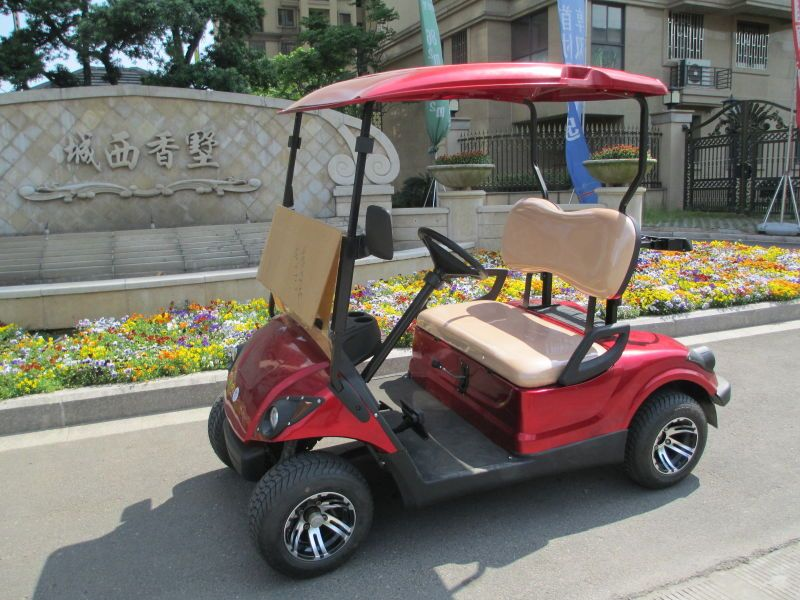good price 2 seater mini yamaha golf carts