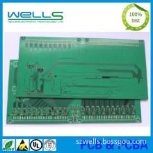 Fr4 1.6mm Double-Sided PCB with 1oz Copper 2 Layer Board