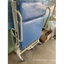 Multi-function Adjustable Metal Folding Bed