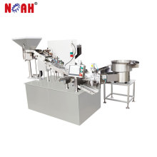 NTF-100 Fully Automatic Vitamin C Effervescent Tablet Tube Filling Machine