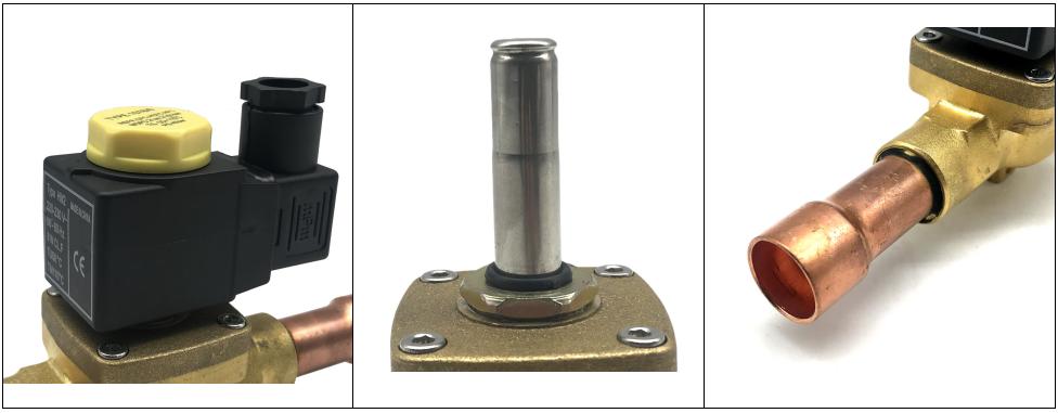 MSV1078/6 Diaphragm Pilot Operated Electromagnetic Valve