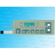 Teclado de membrana de resistencia UV