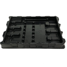 Supply Vacuum forming process produce HDPE plastic vacuum formed tray