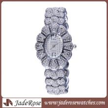 Diseño de moda Exquisita Relojes de alta calidad Reloj de cuarzo para mujer