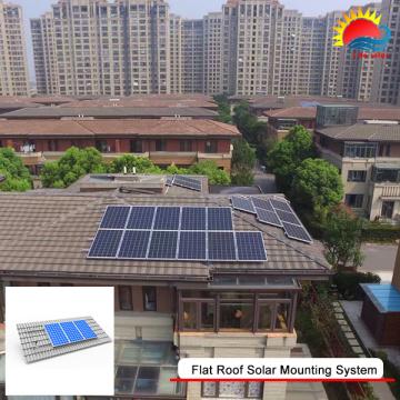 Painel Solar de alta qualidade montagem estrutura (IDO002)