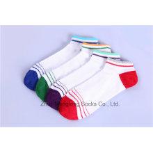 Мужчины с низким вырезом спортивные носки Хорошее качество Индивидуальный дизайн