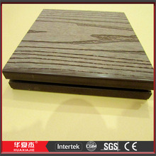 WPC Engineered Wood Deck Boards