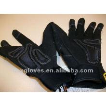 heavy duty safety gloves