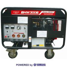 Premium Portable Welding Generator with Wheels (BHW300E)
