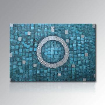 Peinture à l'huile moderne à la main sur toile Art abstrait