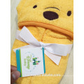 100% cotton OEM baby hooded towels