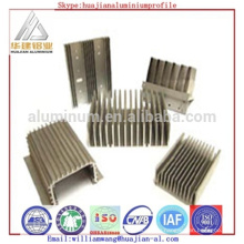 high quality aluminium heat sink profile