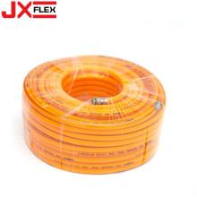 PVC ارتفاع ضغط المنسوجة يرتدي رذاذ الماء خرطوم