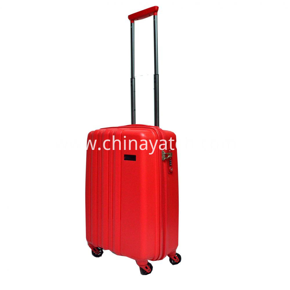 PP spinner luggage