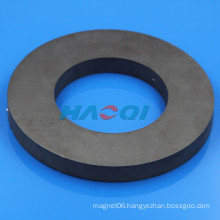 Ring with center hole ceramic ferrite ring
