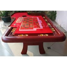 Mesa de ruleta americana de casino (DBT4A18A)