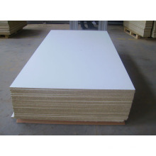 Wood Grain Color Melamine Faced Particle Board