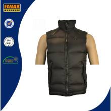 Winter Quilted Warmer Outdoor Causal Vest