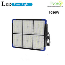 5000K Cold forging 1080W LED Flood Lighting