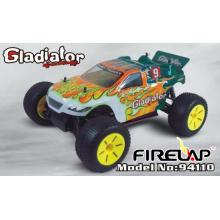 1: 10 Scale 4WD Nitro RC Car