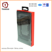 PVC Window Packaging Box Cell/ Earphone Packaging