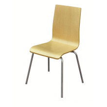 Popular Stacking Bentwood Chair for Kfc