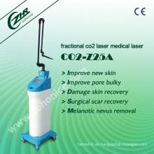 30W Medical Fractional Laser CO2 Fraktional Laser Hautpflege