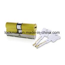 Núcleo super do fechamento da porta da lâmina da segurança do nível de C / perfuração do cilindro resistente