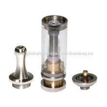 Adjustable Airflow Clearomizer (SP01), 1.4 Ohms Resistance, 2.5mL Capacity