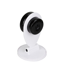 Mini-video-wifi-camera met 2-weg audio