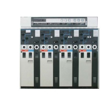 TZR12-24/630-25 type gaz insulated switchgear