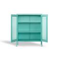 Small Standing Steel Kitchen Storage Cabinet