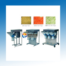 FC-308 Knoblauch / Ingwer / Schalotte / Kartoffel / Zwiebel / Pfeffer Schleifmaschine