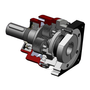 Worm Drive Speed Reducer Deceleration Device
